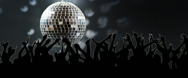 Disco Balls – The In History Favourite!