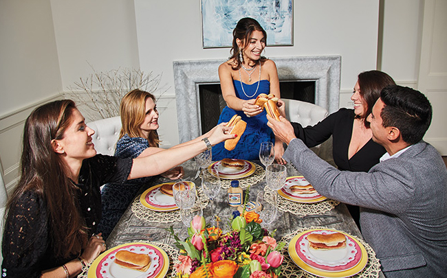 6 Steps to Effective Entertaining