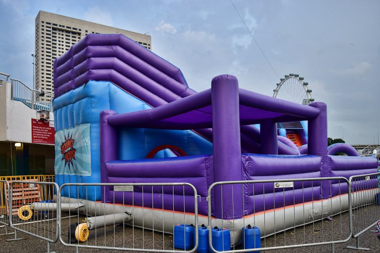 WHAT SHOULD BE PREPARED FOR A BOUNCE HOUSE